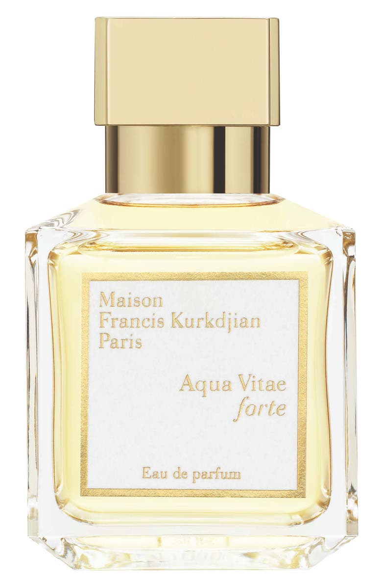 MAISON FRANCIS KURKDJIAN PARIS Aqua Vitae Forte Eau de Parfum, Main, color, NO COLOR