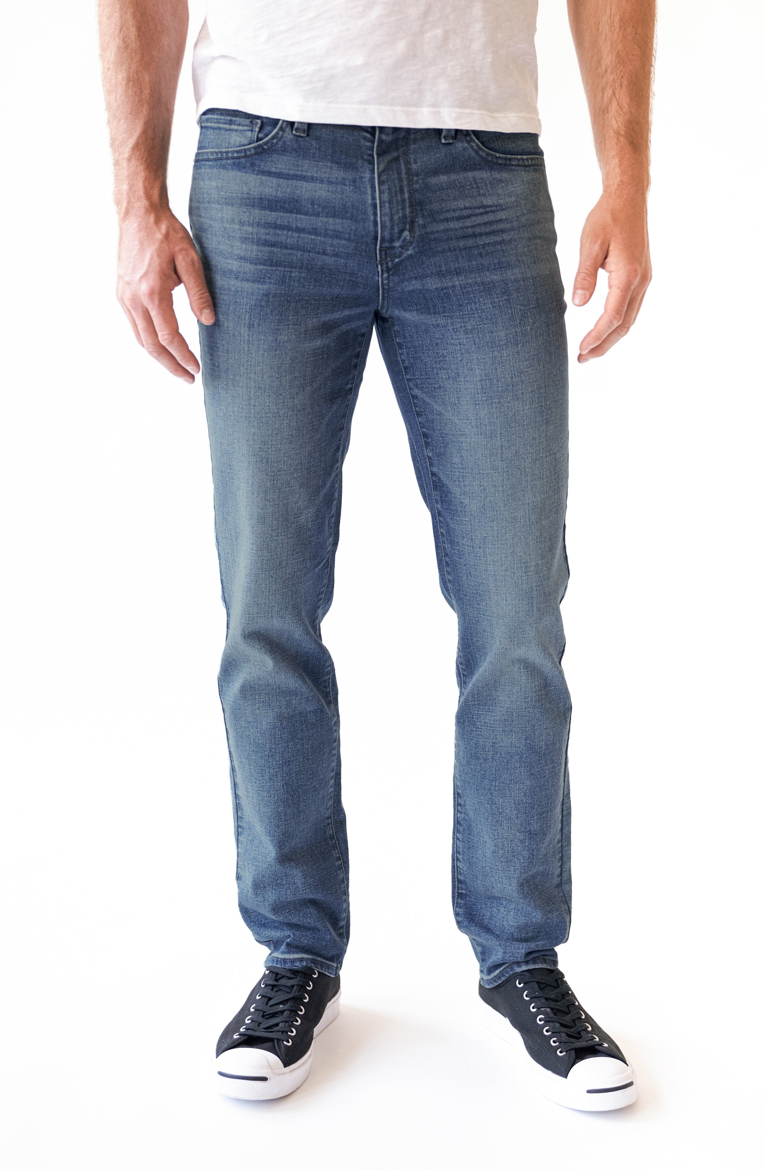 Slim Fit Performance Stretch Jeans
