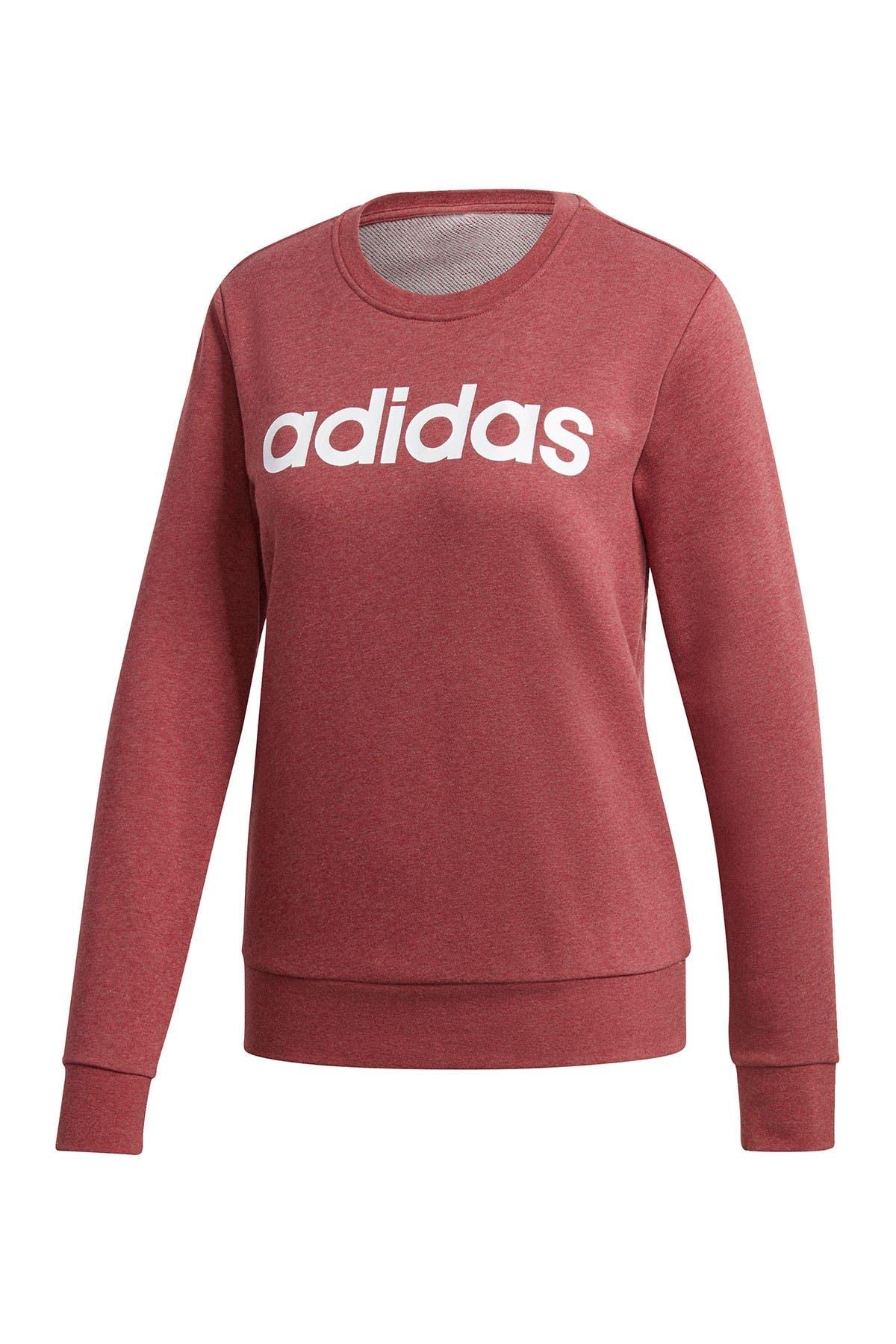 Image of adidas Essentials Linear Sweatshirt