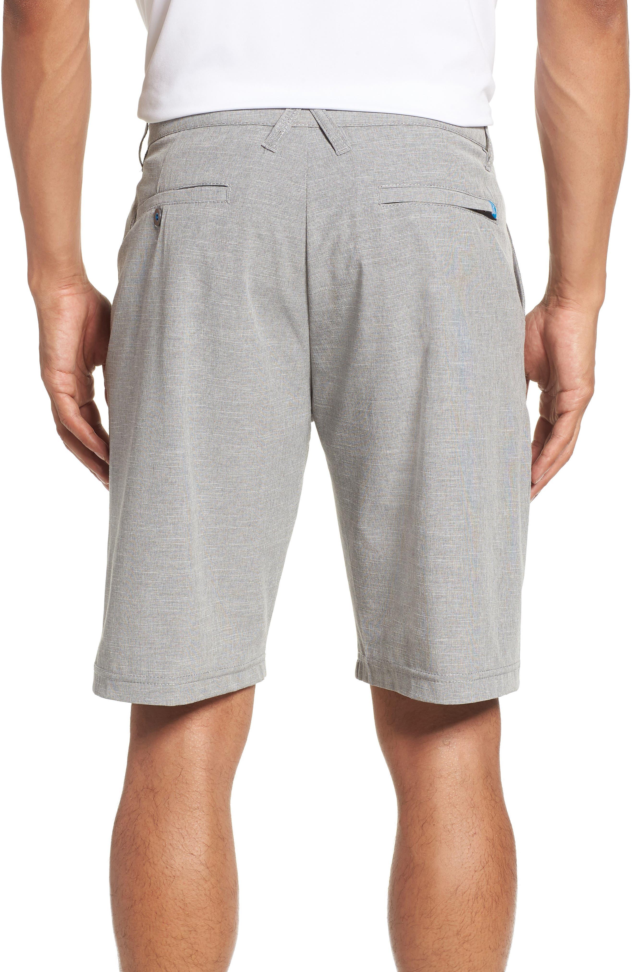 ,                             Cruiser Hybrid Shorts,                             Alternate thumbnail 2, color,                             STEEL