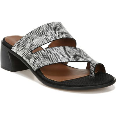 27 Edit Karyl Slide Sandal, Grey