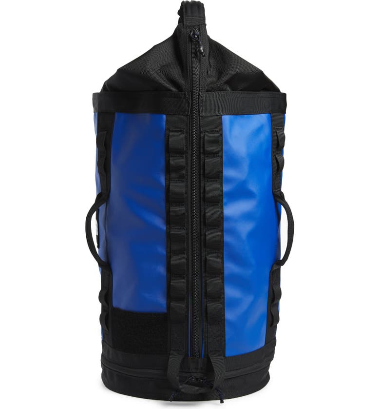 THE NORTH FACE Small Explore Haulaback Backpack, Main, color, TNF BLUE T