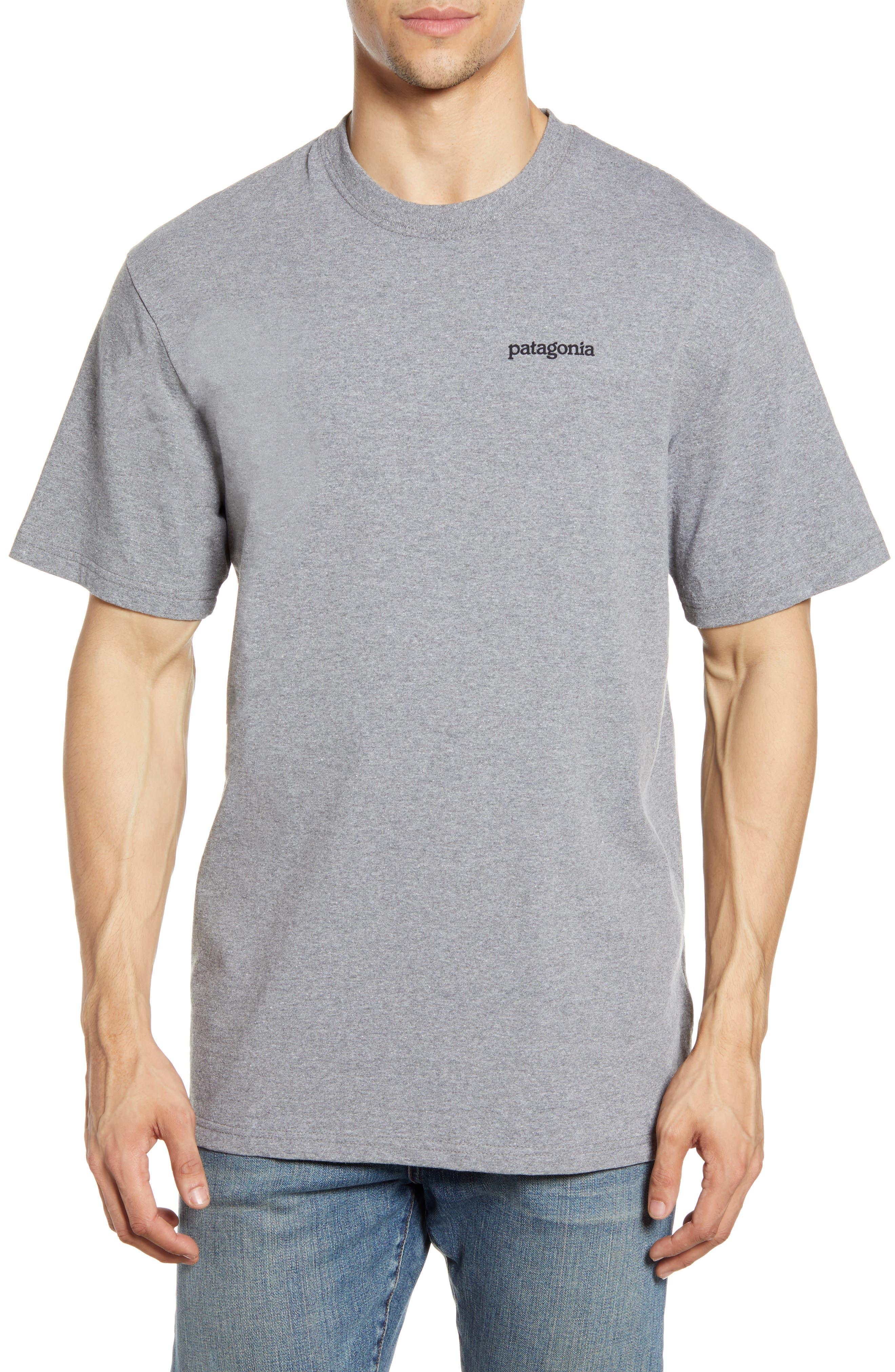 Patagonia Fitz Roy Horizons Graphic Responsibili-Tee T-Shirt, Black