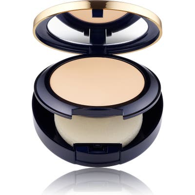 Estee Lauder Double Wear Stay In Place Matte Powder Foundation - 1W2 Sand