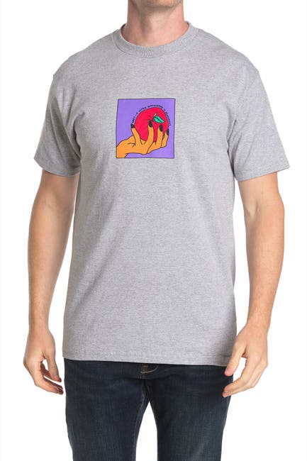 Image of Obey Apple A Day T-Shirt