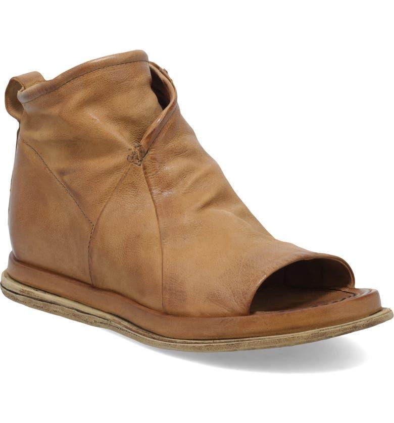 A.S.98 Piel Sandal, Main, color, CAMEL
