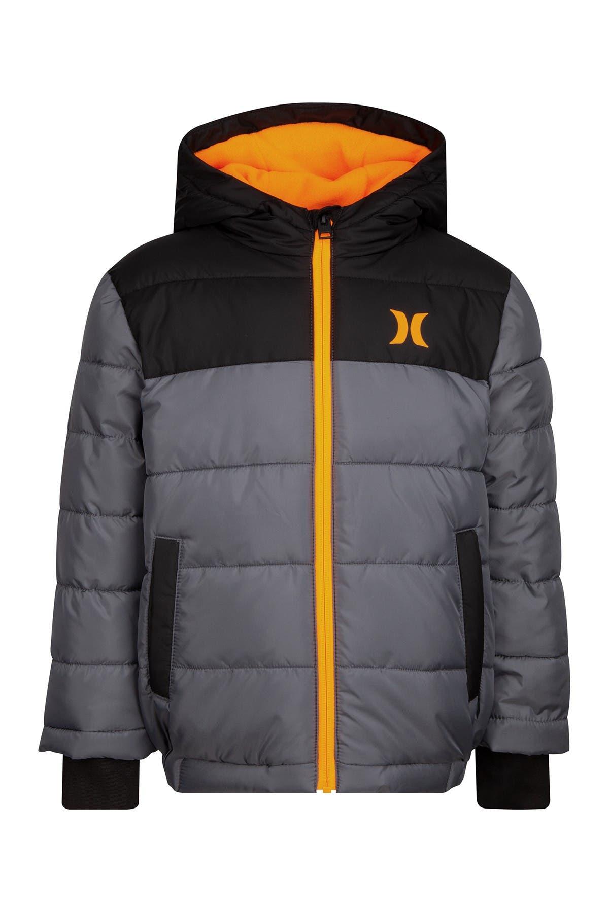 Image of Hurley Summit Puffer Jacket