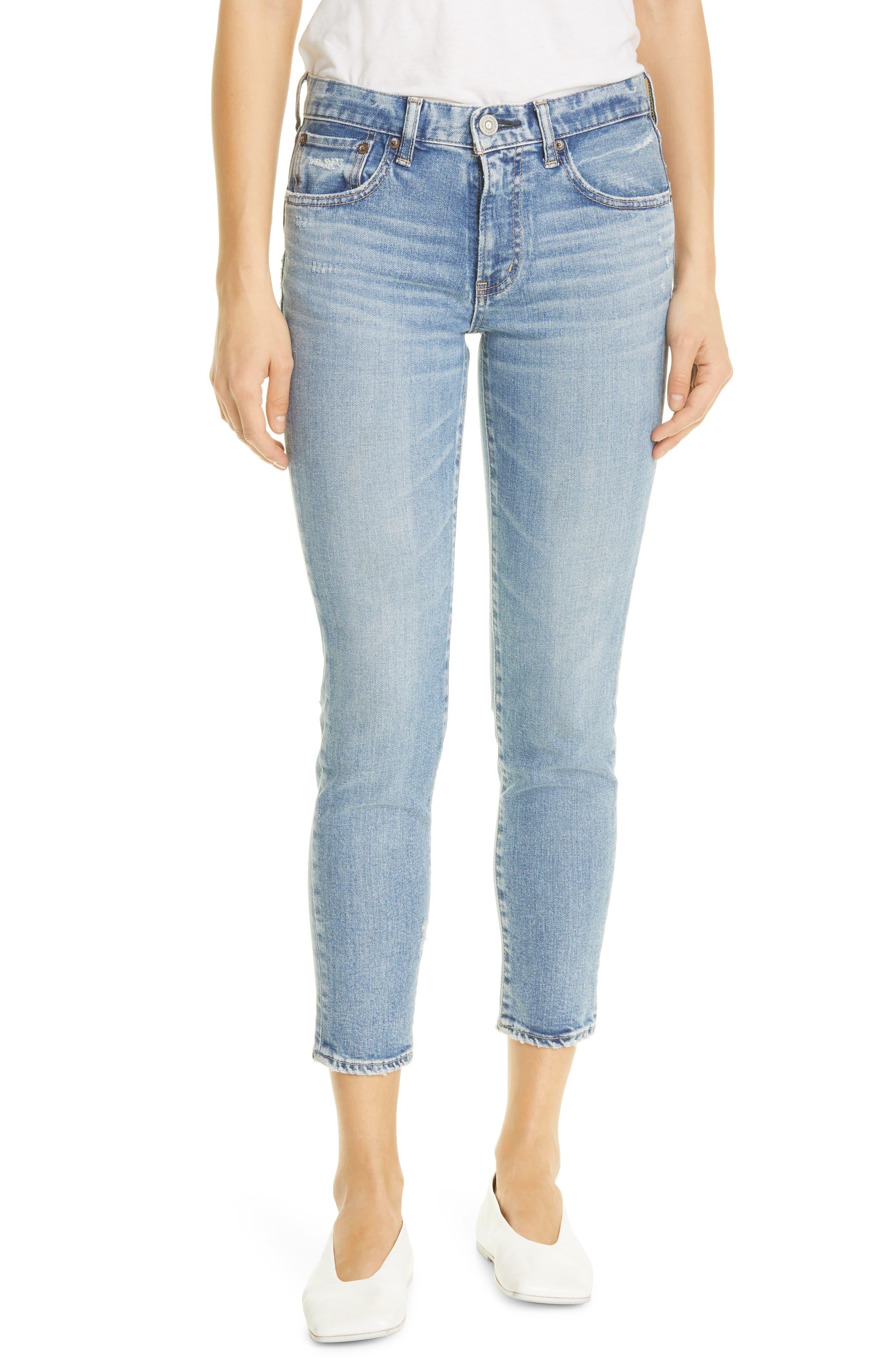 Edmond Crop Skinny Jeans