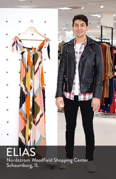 Rainbow Gate Maxi Dress, sales video thumbnail