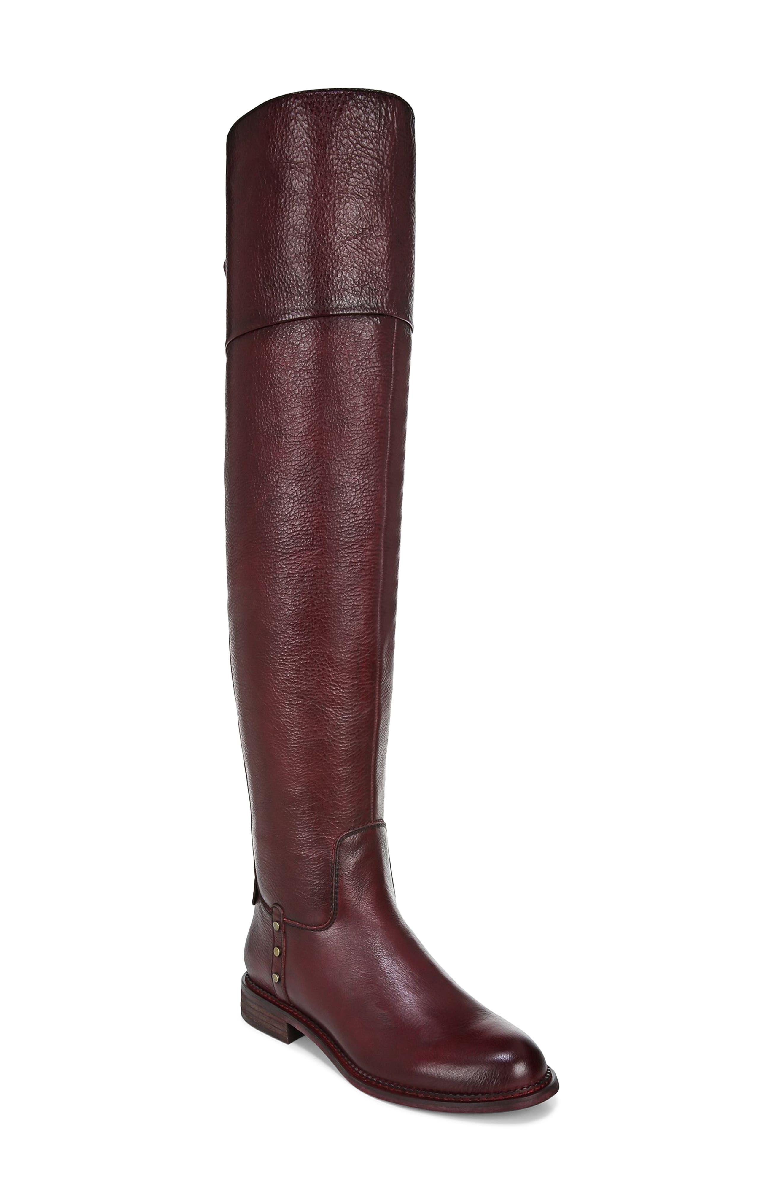Haleen Over The Knee Boot
