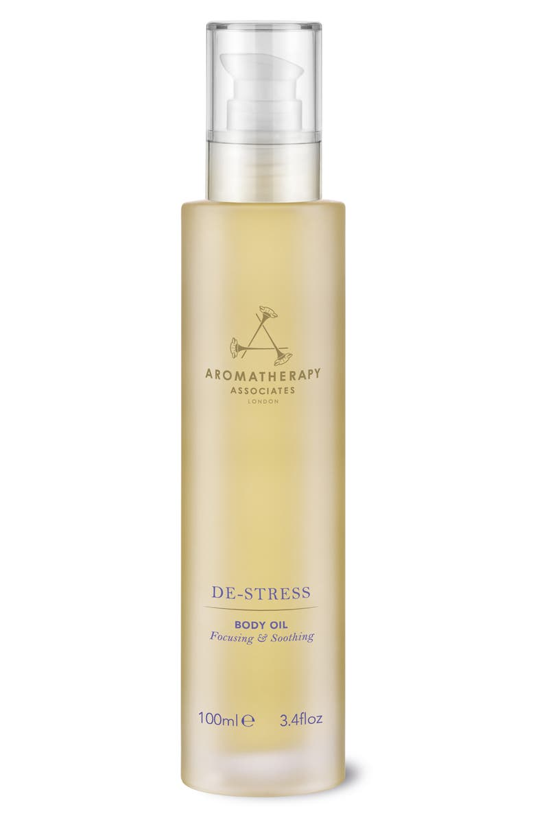 AROMATHERAPY ASSOCIATES De-Stress Body Oil, Main, color, DE-STRESS