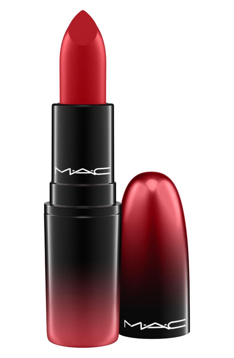 MAC COSMETICS MAC Love Me Lipstick, Main, color, E FOR EFFORTLESS