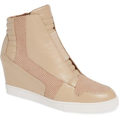 Linea Paolo Filipa Wedge Sneaker, Pink