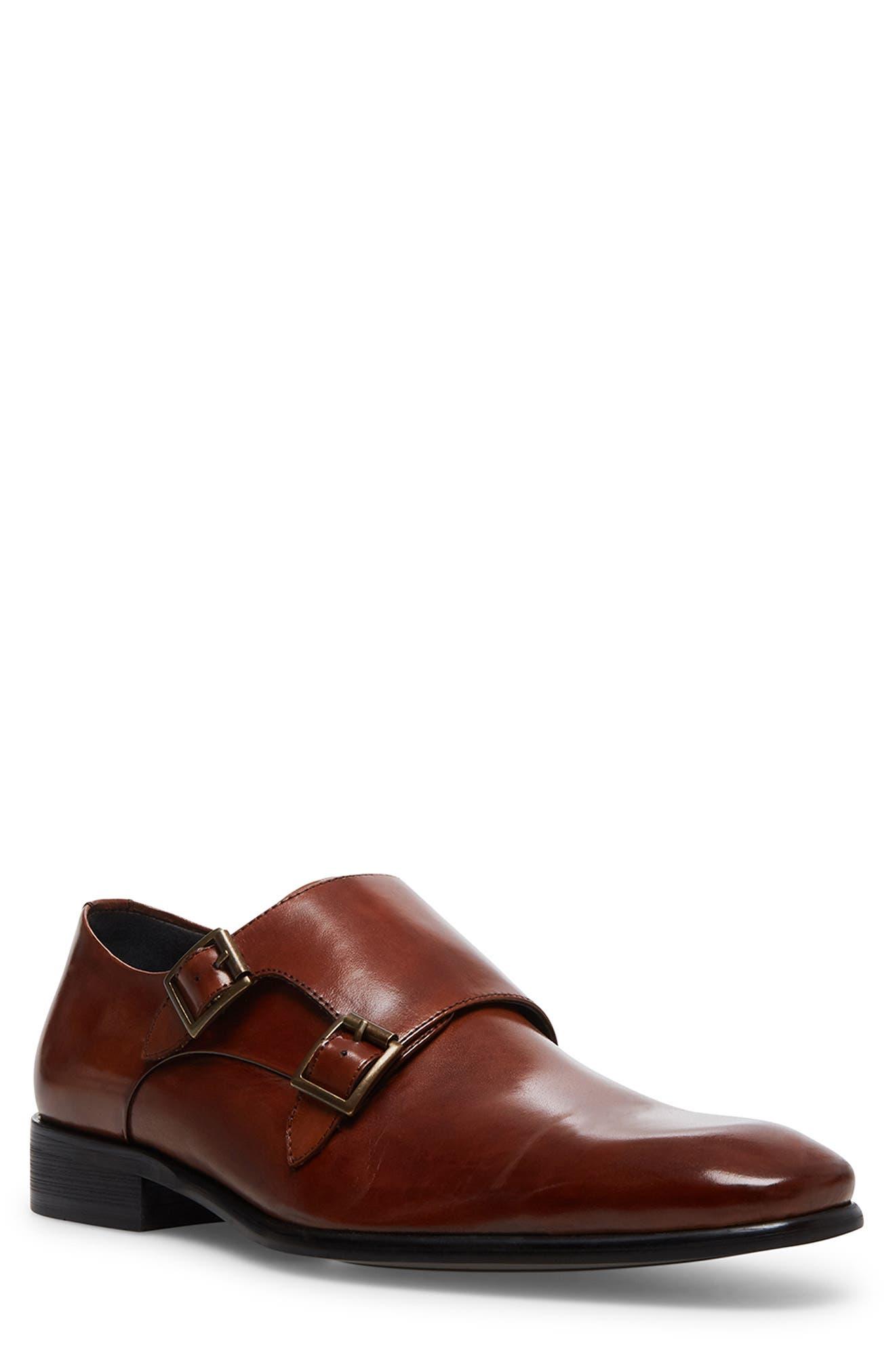 Beaumont Double Monk Strap Shoe
