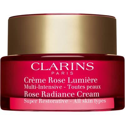 Clarins Rose Radiance Cream
