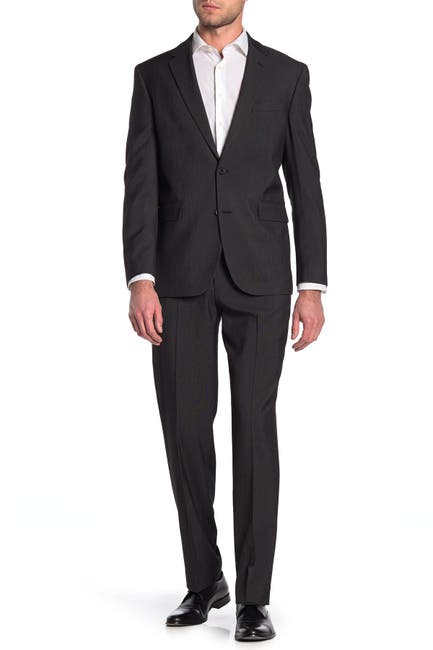 Image of Dockers Micro Dot Two Button Notch Lapel Suit
