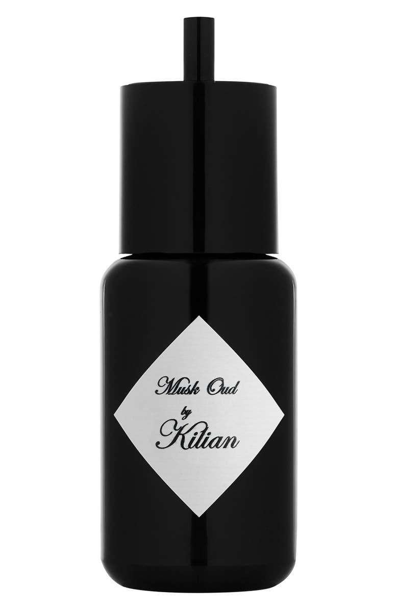 KILIAN Musk Oud Fragrance Refill, Main, color, NO COLOR