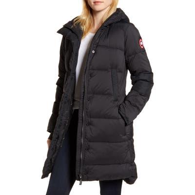 Canada Goose Alliston Packable Down Coat, Black