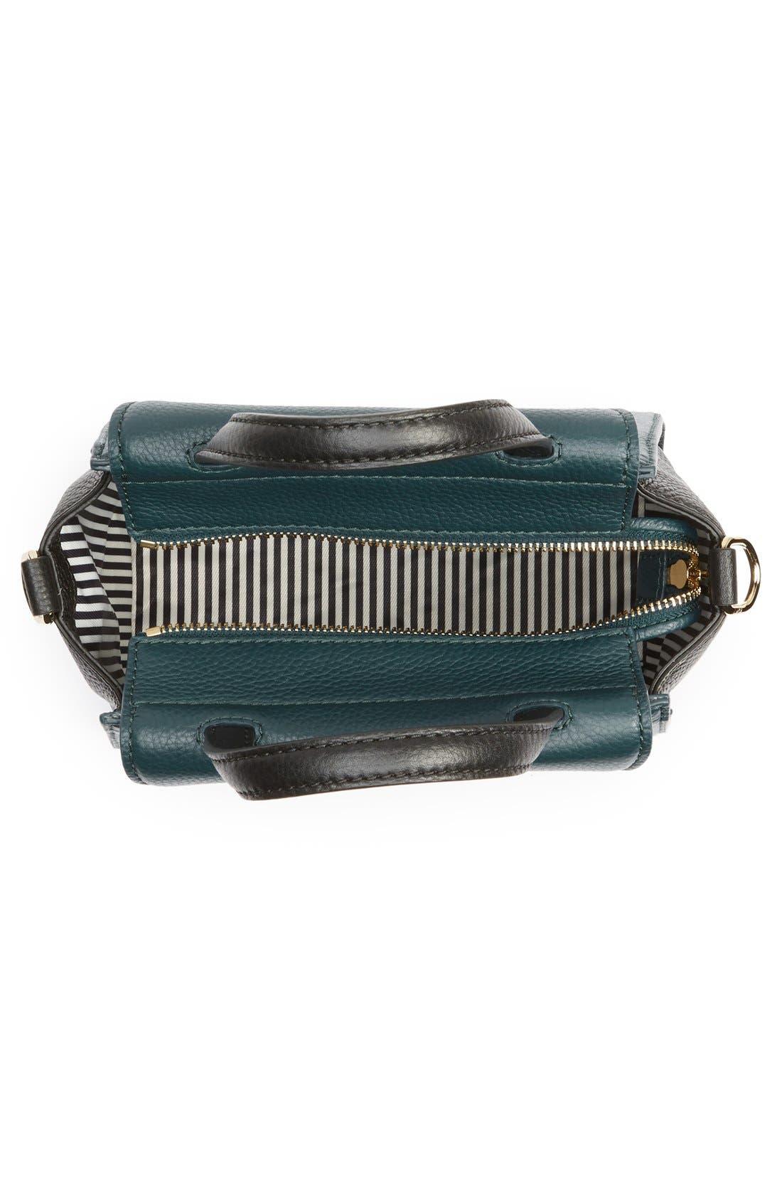 ,                             'cobble hill - small adrien' leather satchel,                             Alternate thumbnail 11, color,                             320