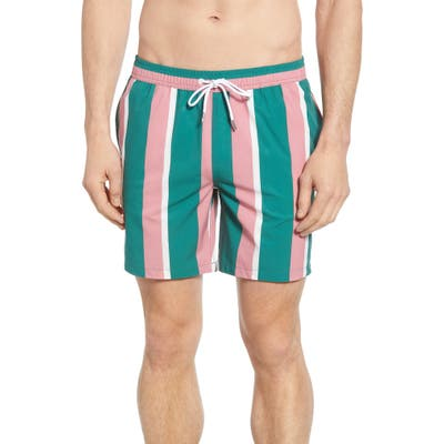 Bonobos E-Waist 7-Inch Swim Trunks, Blue