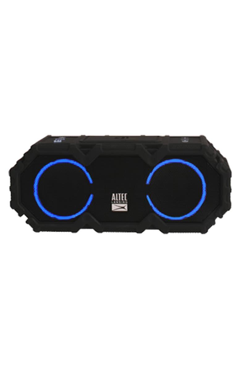ALTEC LANSING Mini Lifejacket Bluetooth<sup>®</sup> Speaker, Main, color, BLACK