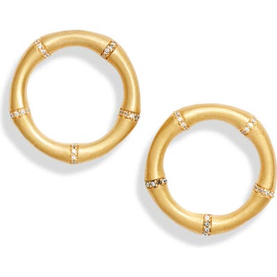 Dean Davidson Bamboo Style Frontal Hoops