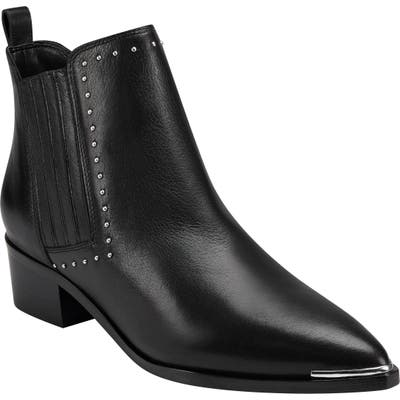 Marc Fisher Ltd Yami Chelsea Boot, Black