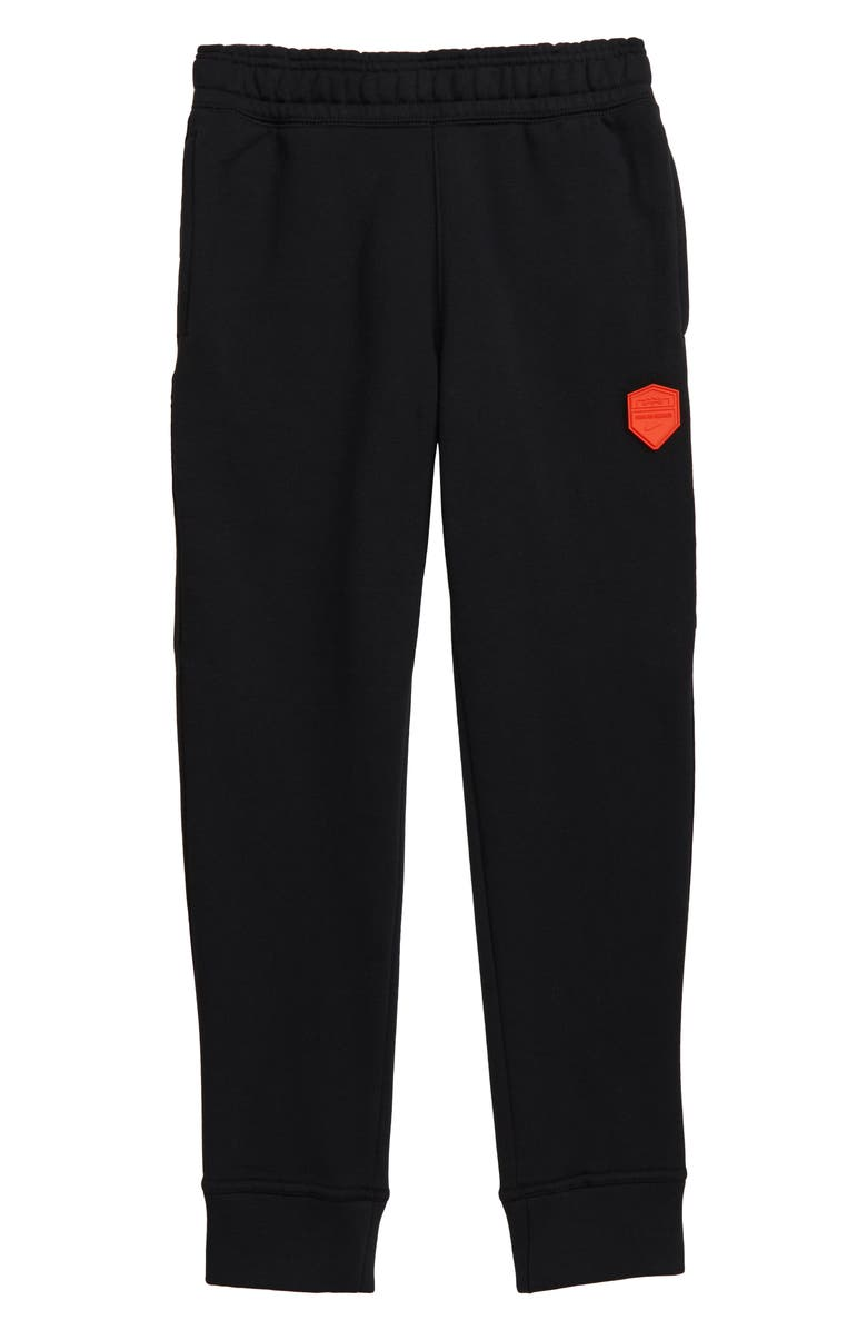 NIKE LeBron Fleece Sweatpants, Main, color, 010