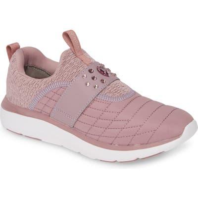 Vionic Dianne Slip-On Sneaker, Pink