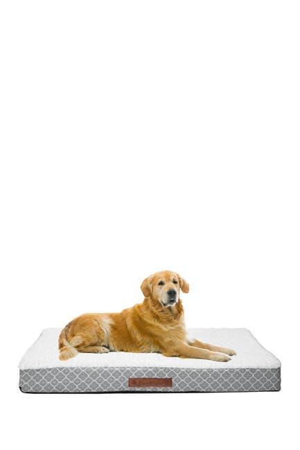 Image of Duck River Textile Angus Trellis Jumbo Orthopedic Memory Foam Pet Bed