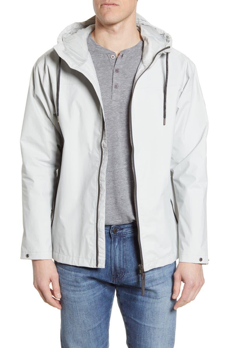 HELLY HANSEN Urban Waterproof Rain Jacket, Main, color, 020