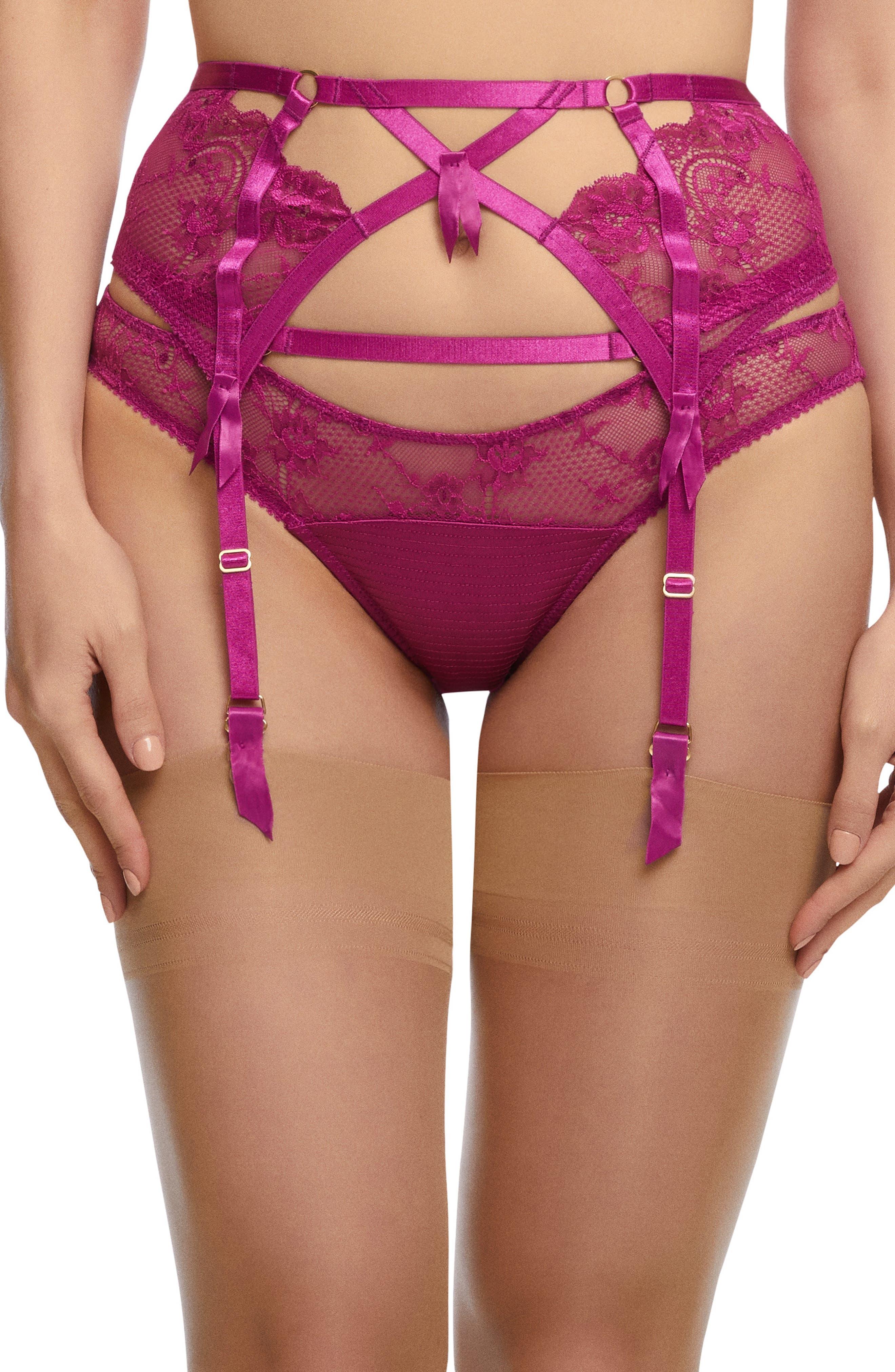 Madame X Garter Belt