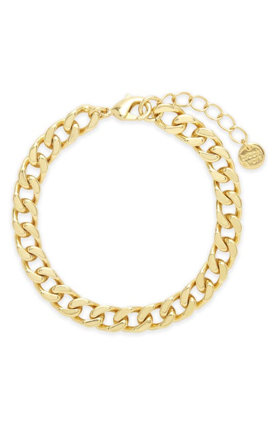 Brook & York Ella Chain Bracelet In Gold