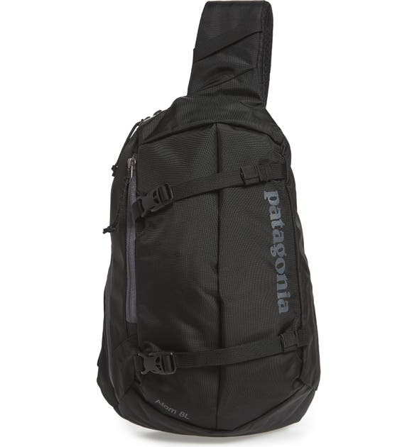 Patagonia Atom 8L Sling Backpack - Black