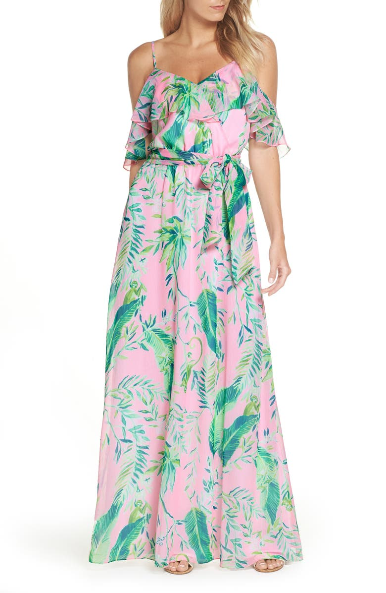 37adbbf8eb Lilly Pulitzer® Zadie Maxi Dress | Nordstrom