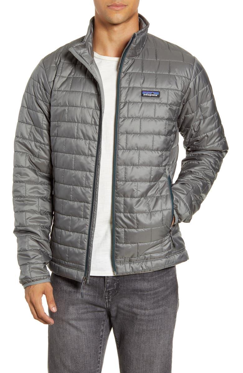 PATAGONIA Nano Puff<sup>®</sup> Water Resistant Jacket, Main, color, 021