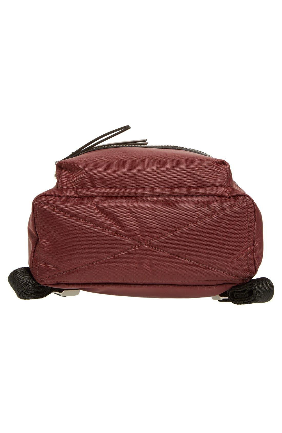 ,                             'Mini Biker' Nylon Backpack,                             Alternate thumbnail 40, color,                             930