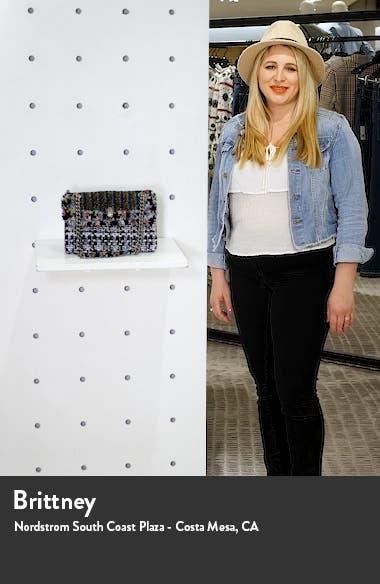 Kensington Tweed Crossbody Bag, sales video thumbnail