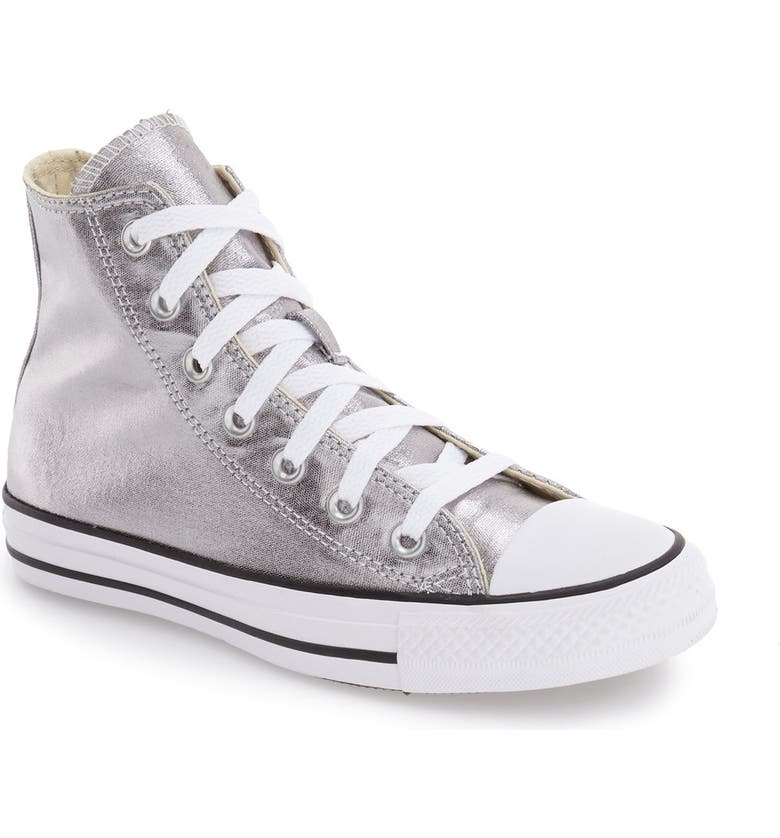 converse chuck taylor metallic canvas