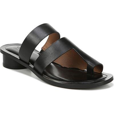 Sarto By Franco Sarto Trixie Slide Sandal- Black