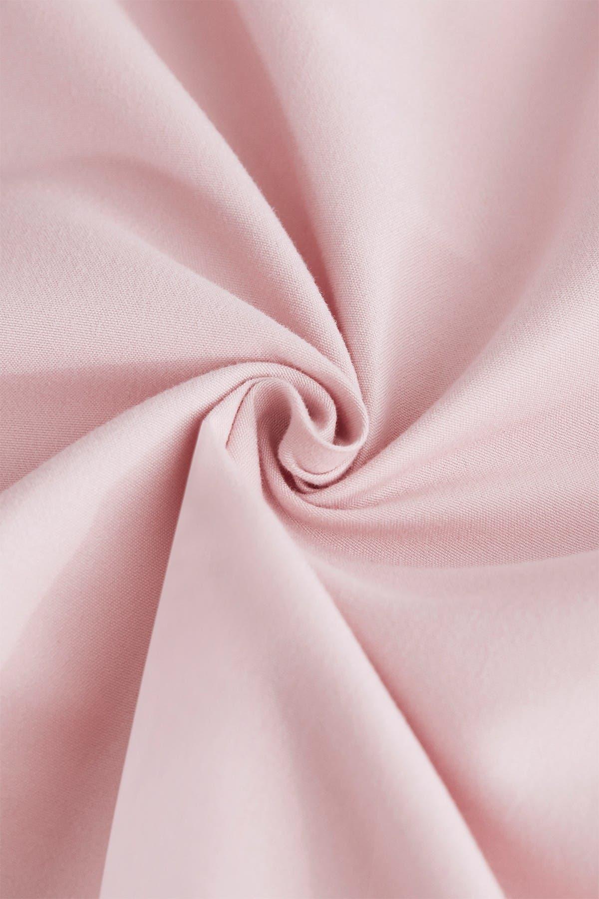 Image of Rejuve MD Queen 130 GSM 4-Piece Superior Luxury Microfiber Sheet Set - Pink