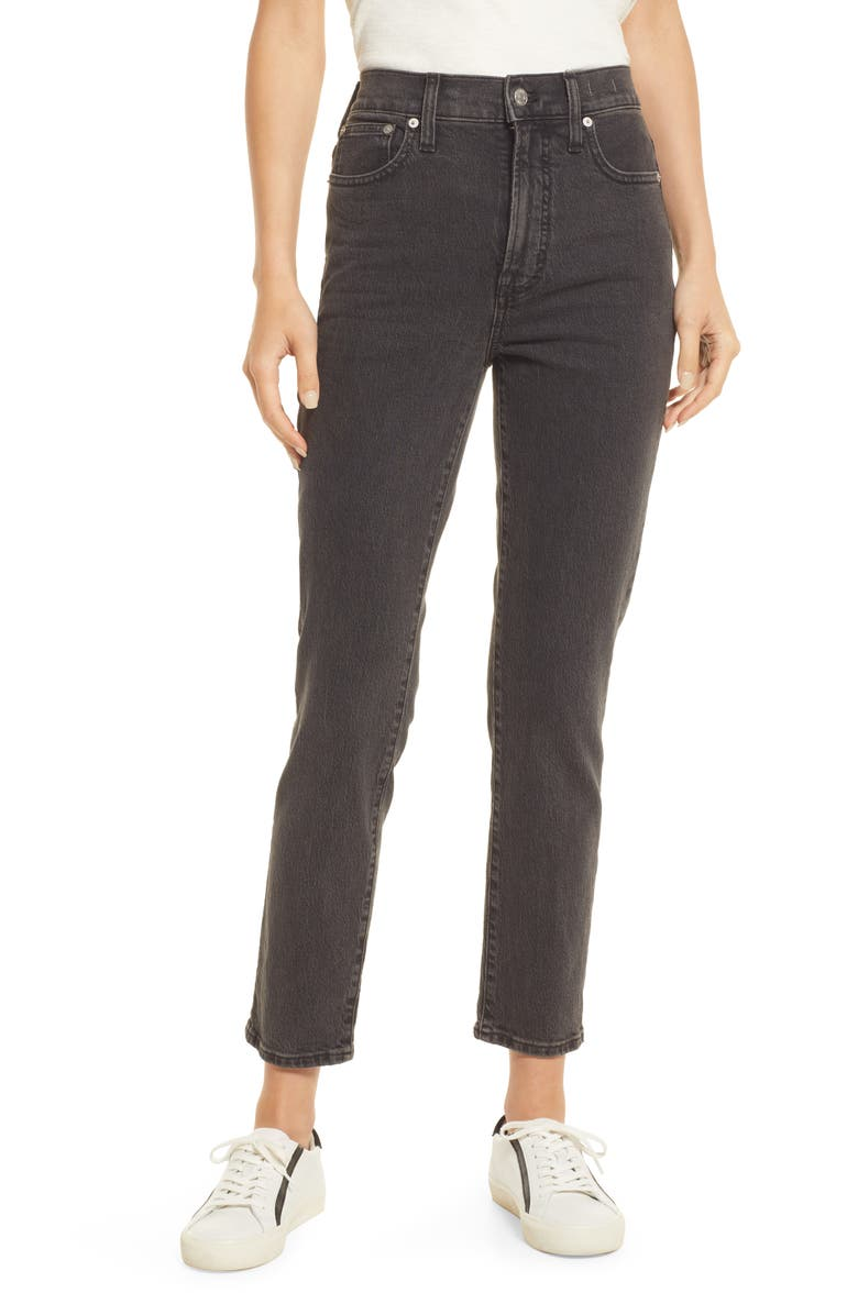 MADEWELL The Perfect Vintage Jean, Main, color, LUNAR