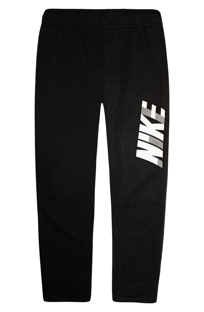 NIKE Dri-FIT Tapered Pants, Main, color, BLACK