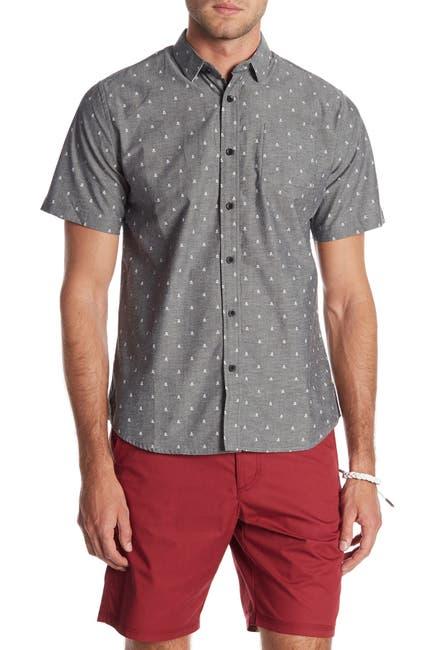 Image of Descendant Of Thieves Bonesman Society Slim Fit Shirt