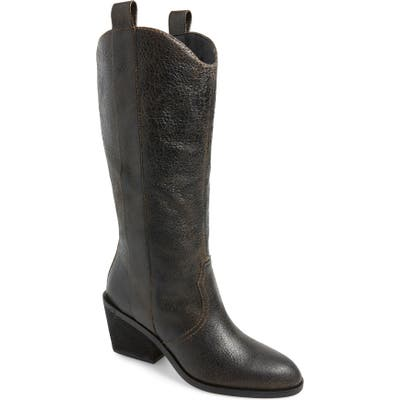 Donald Pliner Riot Western Boot, Black