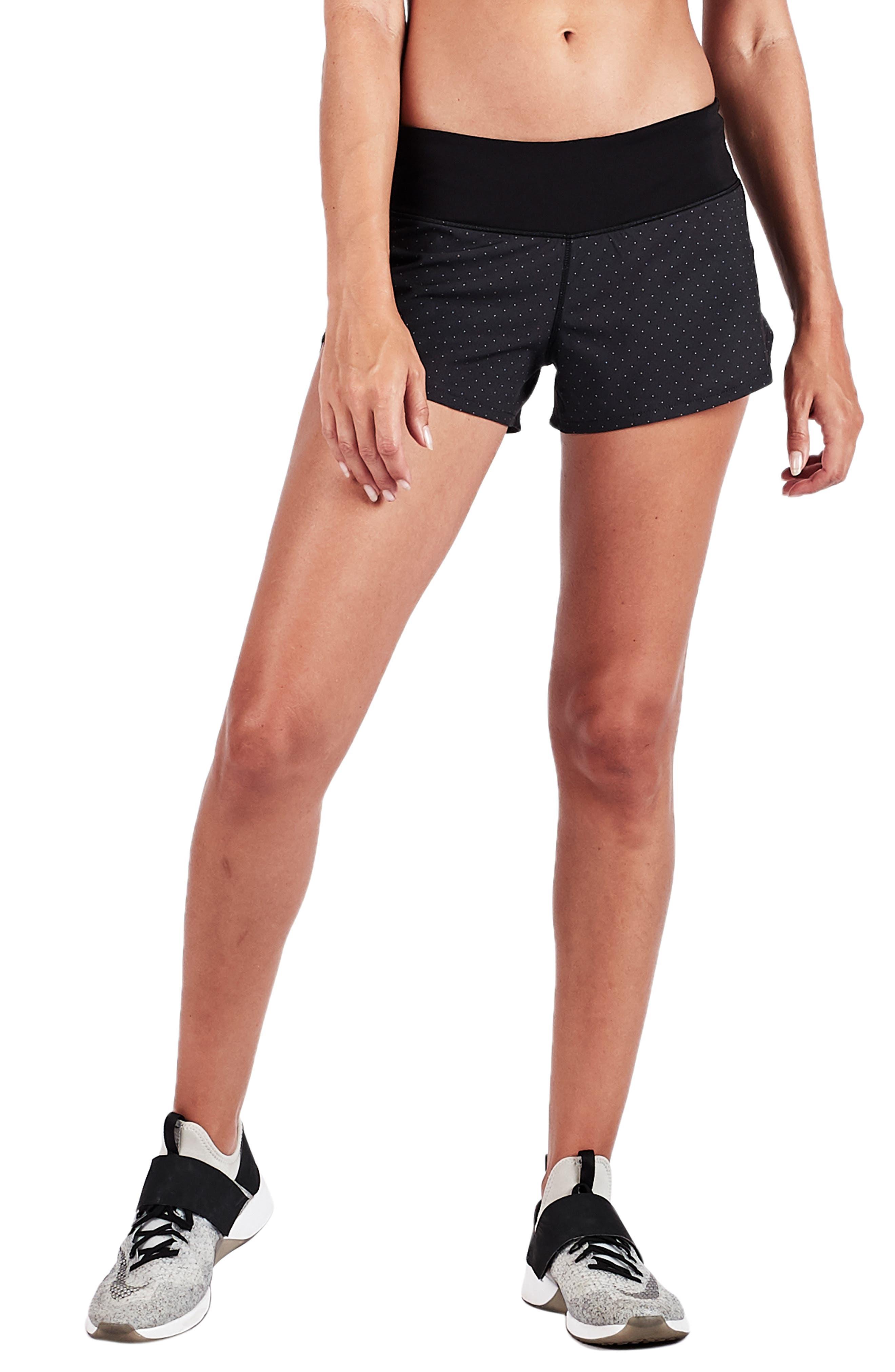 Vuori Omni Performance Shorts, Black