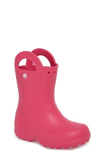 Image of Crocs Handle It Waterproof Rain Boot