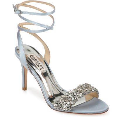 Badgley Mischka Jen Ankle Strap Sandal, Blue