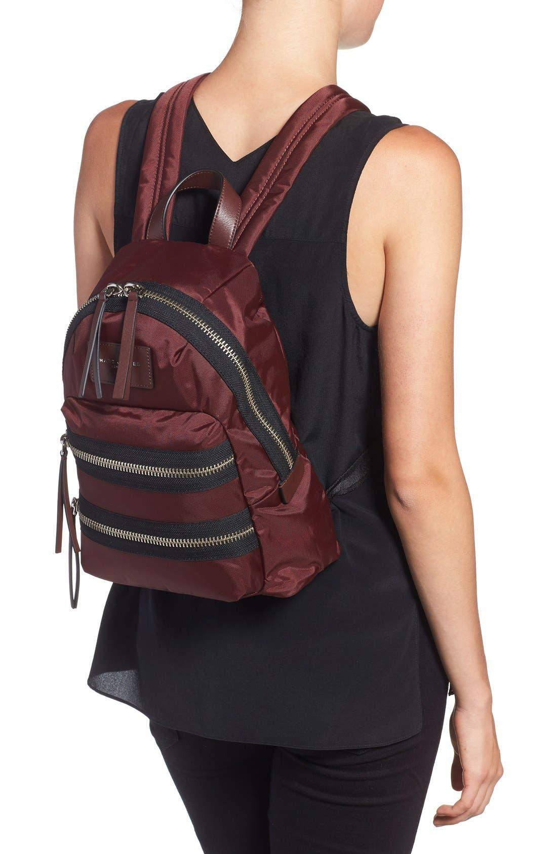 ,                             'Mini Biker' Nylon Backpack,                             Alternate thumbnail 36, color,                             930