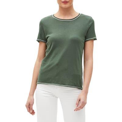 Michael Stars Colleen Classic T-Shirt, Green